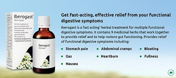 berogast Functional Digestive Symptom Relief