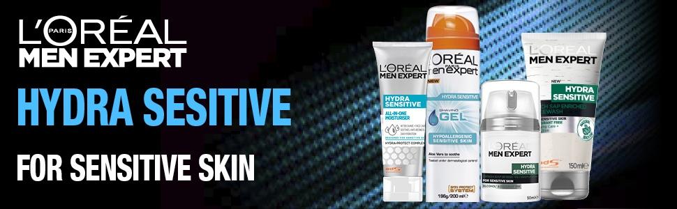 Hydra Sensitive Shave Gel
